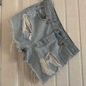 Levis Denim Short